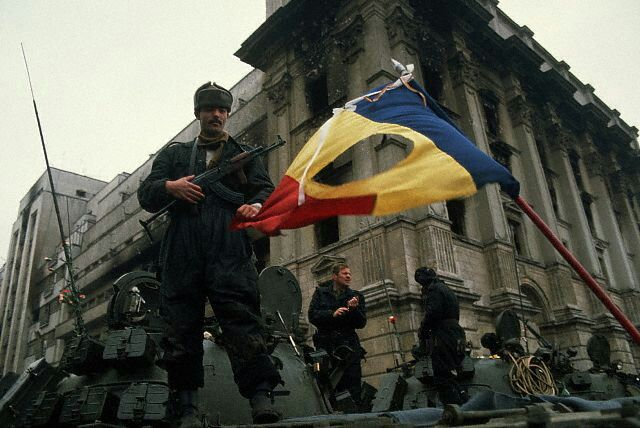 Today,25 years since the Romanian revolution of 1989, the making of a free and democratic Romania.