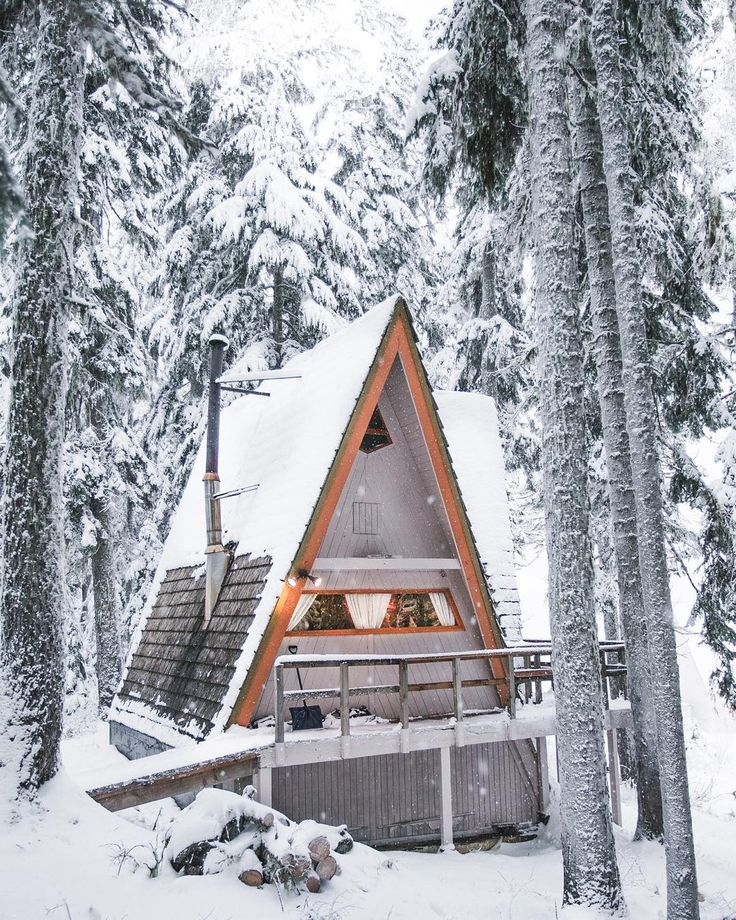 137 best A-Frames images on Pinterest | Small homes, Small houses ...