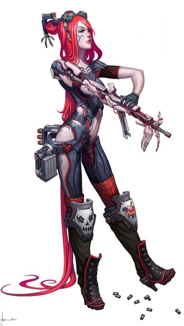 A Guild Member...