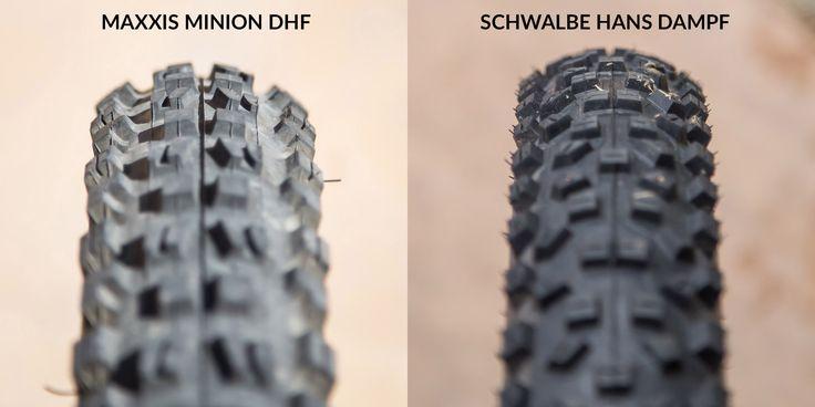 Maxxis vs. Schwalbe Tire Comparison