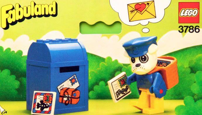 """Résultat de recherche d'images pour """"lego fabuland 3701"""""""