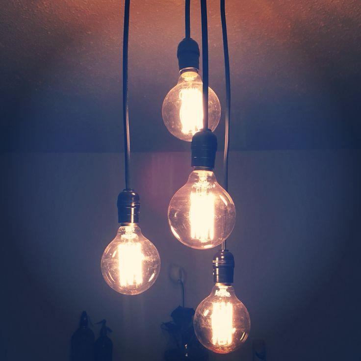 Lampara Del comedor LivingRoom DIY Lightning