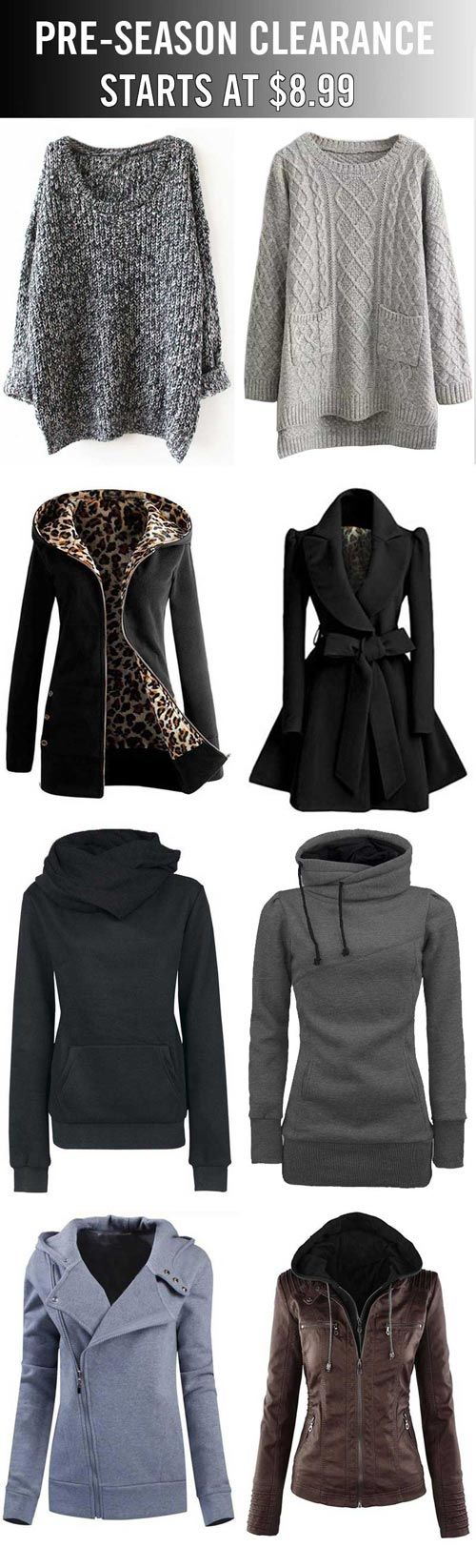 Ready for flattering season? This is a perfect choice for cozy time. Hit more heated clearance loves at Cupshe.com