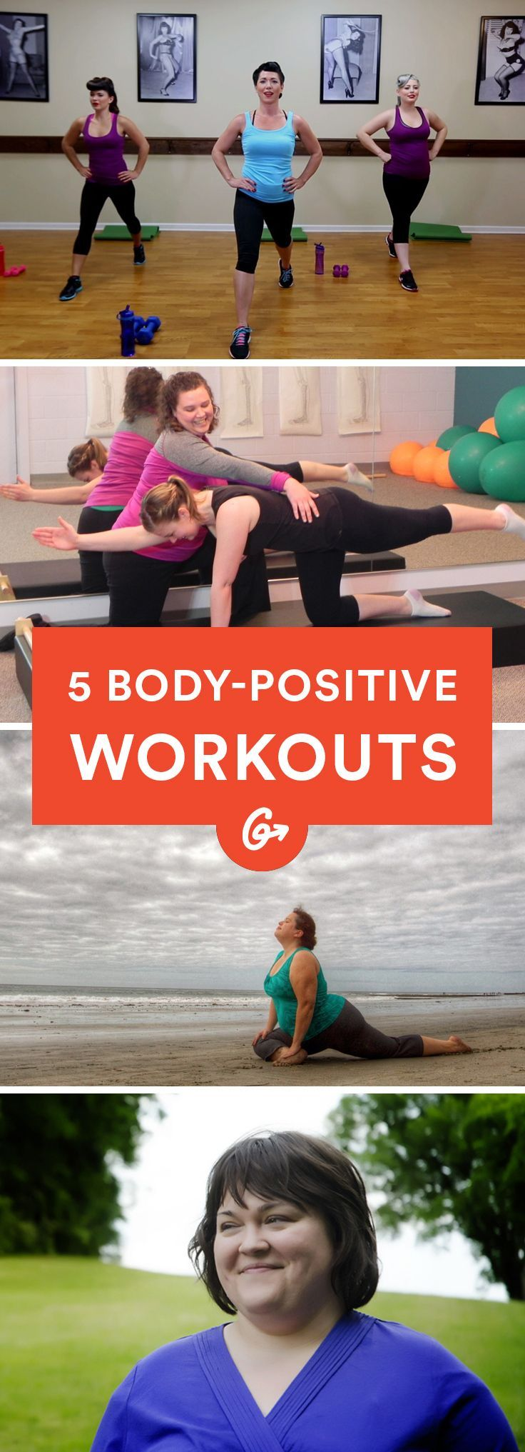 Body Image: Body-Positive Workouts to Try Body Image: Body-Positive Workouts to Try new foto