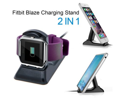 Fitbit-Blaze-Charger-Dock-Stand-Accessories-Dock-Station-Smart-Fitness-Watch-usb