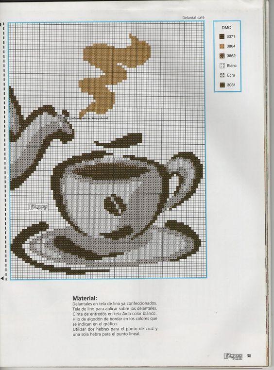 Artesanatos by Fabíola Deiró: Aceita um cafezinho?...: