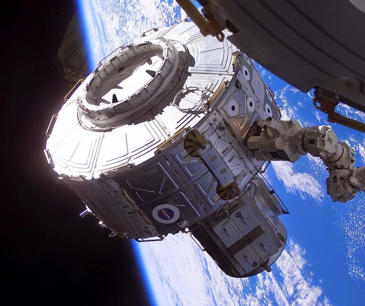 CelulaDeAlarma: Stația Spațială Internațională