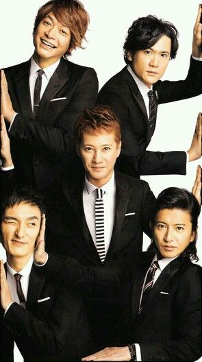 SMAP for Softbank