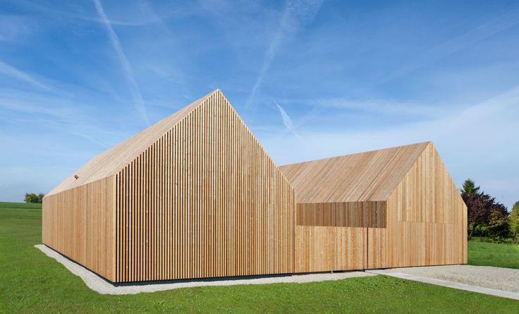 Michael Kühnlein, Erich Spahn · Timber House · Divisare
