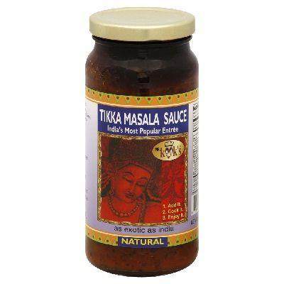 Mr Kooks Tikka Masala Sauce (6x16.5OZ )