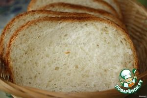 Хлеб на кефире