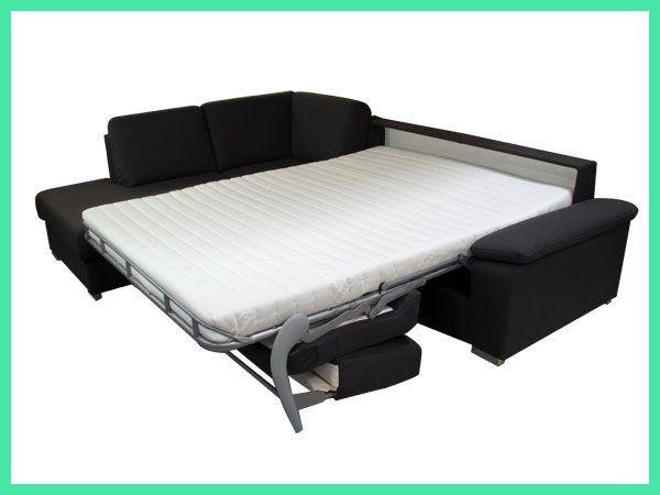 10 Exklusiv Schlafsofa Mit Matratze 160x200 Modern Couch Home