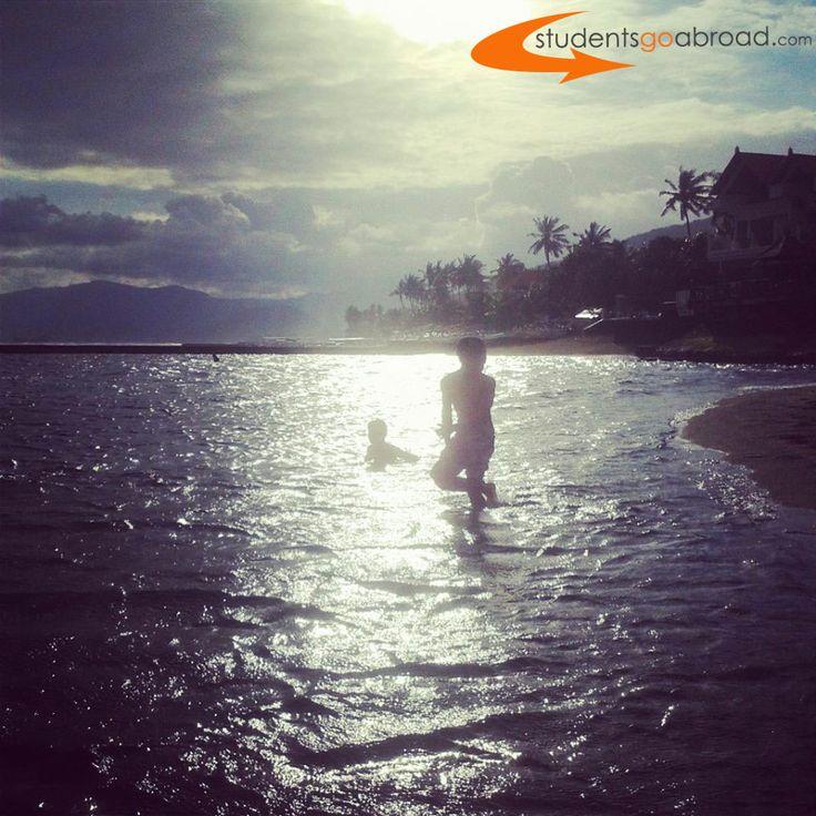 #Beach in #Bali