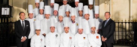 Le G20 des chefs cuisiniers reçu à la Chancellerie et au Palais de l'Elysée |