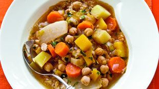 Chickpea and Winter Vegetable Stew - A Well Vegetarian Thanksgiving - NYT Cooking