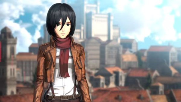Koei Tecmo's Attack on Titan 2 Yui Ishikawa and Marina Inoue guest gameplay video