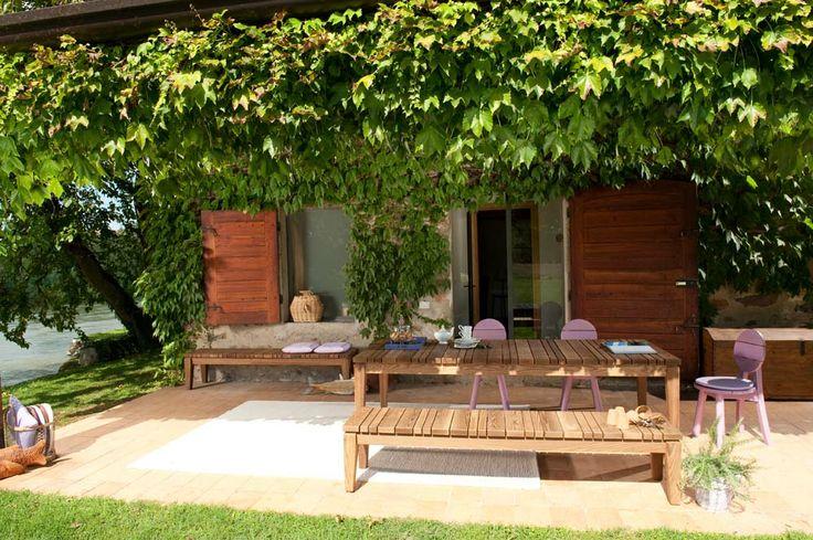 Pircher Garten- und Terrassenmöbel in Thermoesche