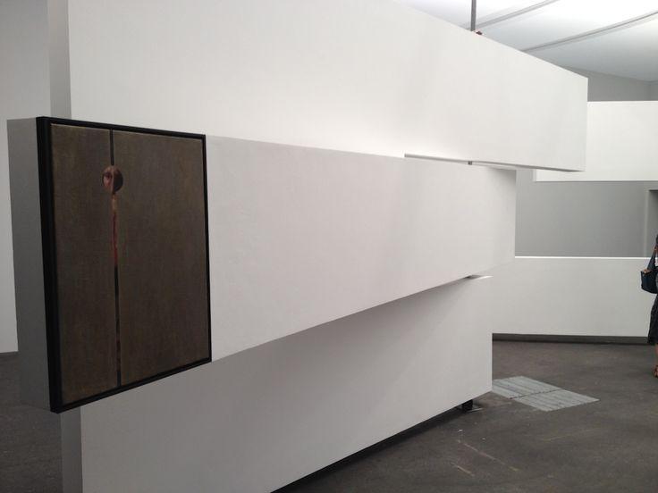 Markus Schinwald,  Art Basel Art fair 2014