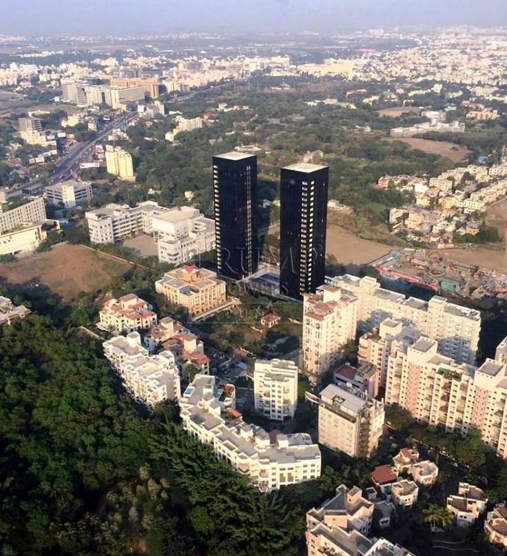 Trump Tower, Pune. Credit- Unknown