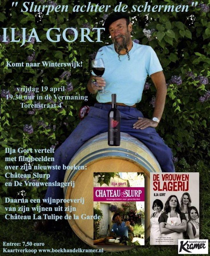 NL wijnboer Ilja Gort in mijn favoriete bleu-de-travail-francais werkbroek.