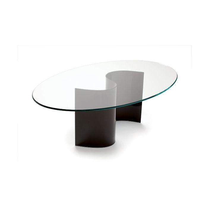 Mesa de comedor / ovalada / de interior / moderna LIVE  Sovet