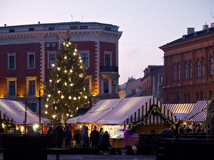 Riga a été élue meilleure ville rapport qualité/prix pour un week-end marché de Noël — et vous n'y avez sans doute jamais pensé - Business Insider France