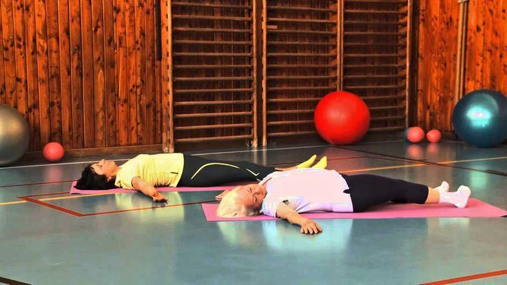 Krční páteř - Cvičením proti bolesti - 2. díl