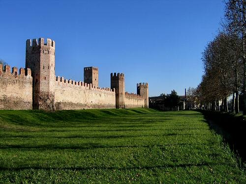 Montagnana - Mura di Montagnana