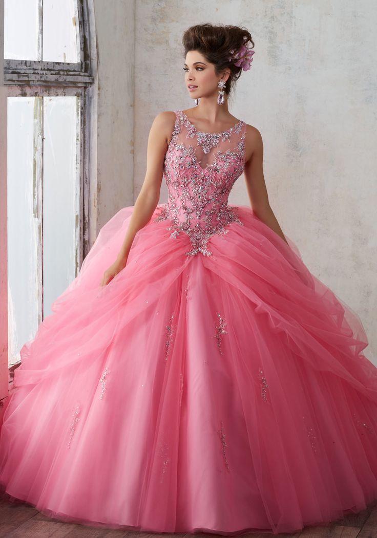 Mejores 306 imágenes de 15 Años en Pinterest | Vestidos de novia ...