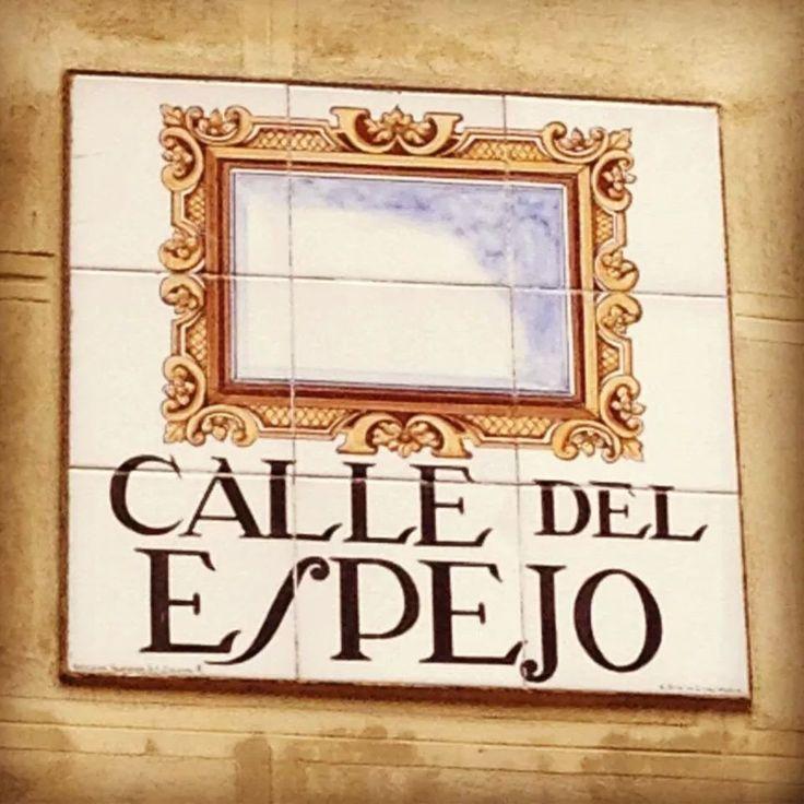 Cslle de Madrid.