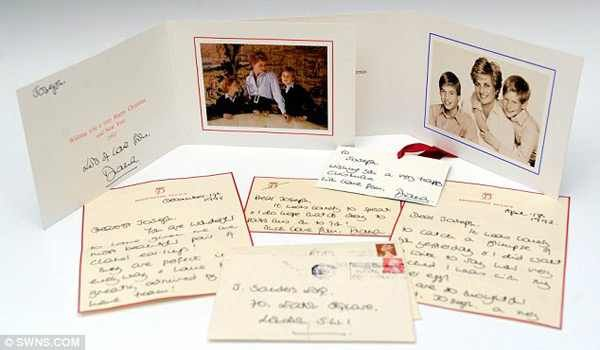 97 Best Images About Princess Diana Letters On Pinterest