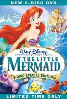 The Little Mermaid - Disney childhood favourite under the sea