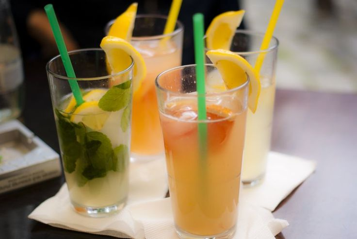 I cocktail analcolici più amati dai piccoli e grandi. Ecco alcuni dei più famosi e deliziosi.