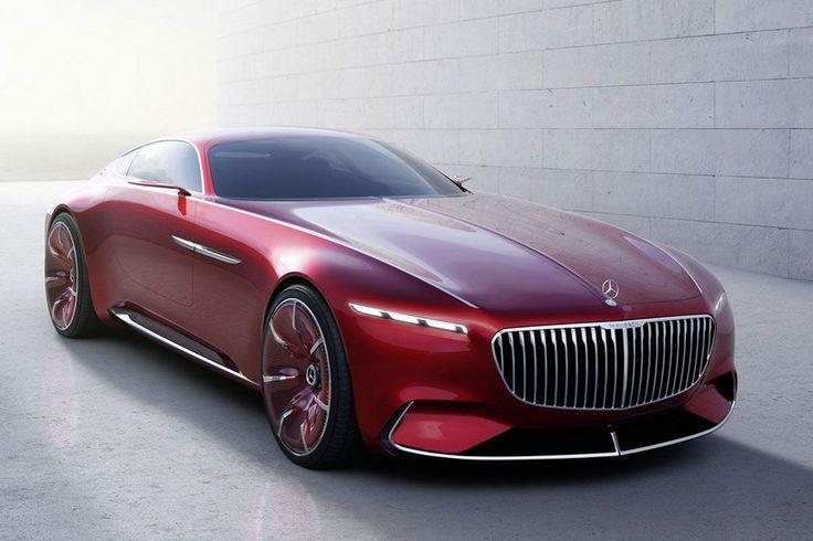 メルセデスベンツは新型のマイバッハブランドの新型クーペを開発中だ!!2016年8月18日「2016 Pebble Beach Concours d'Elegance」にてこの新しい新型クーペのコンセプトモデル「Vision Mercedes-Maybach 6 Concept」を披露すると発表し画像が公開された!!ハイエンドなラグジュアリークーペで、メルセデス・ベンツ Sクラス クーペよりもさらにエレガントな作りとなっており、フロントノーズが長い通り美しい流線型のデザインの2...