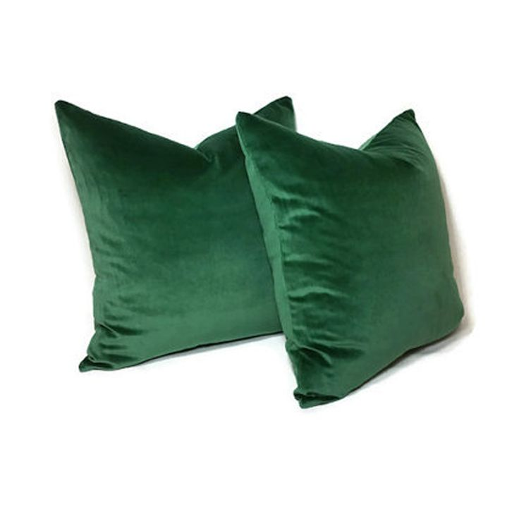 ESSIE HOME Luxury Green Moss Emerald Green Velvet  Forest Green Cushion Cover Pillow Case Lumber Pillow Case Hunter Green Velvet-in Cushion Cover from Home & Garden on Aliexpress.com | Alibaba Group