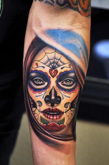 sick tattoos a collection of tattoos ideas to try mike d 39 antoni dan smith and day of the dead. Black Bedroom Furniture Sets. Home Design Ideas