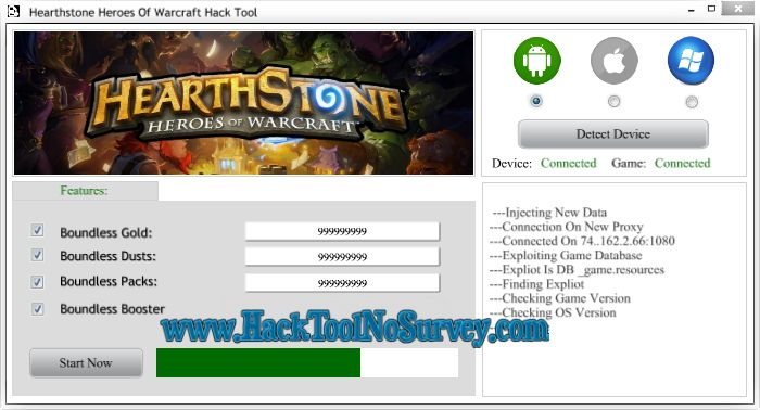 Hearthstone Heroes Of Warcraft Hack Tool 2017 No Survey (Android-iOS) Free Download:  http://www.hacktoolnosurvey.com/hearthstone-heroes-of-warcraft-hack-tool-no-survey/