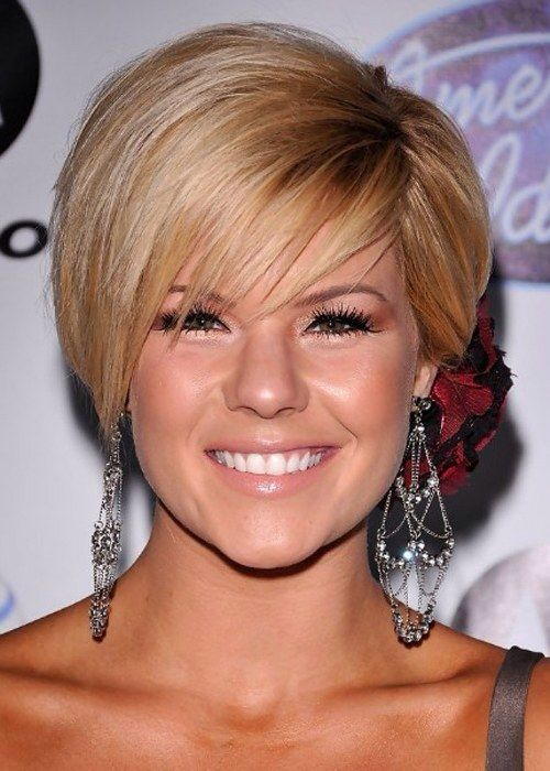 haircuts that look good on round faces 419 best hairstyles for shapes images on 3679 | e81fcfdb825f8ae96ed471ee958c79f4 hairstyles for round faces short bob hairstyles