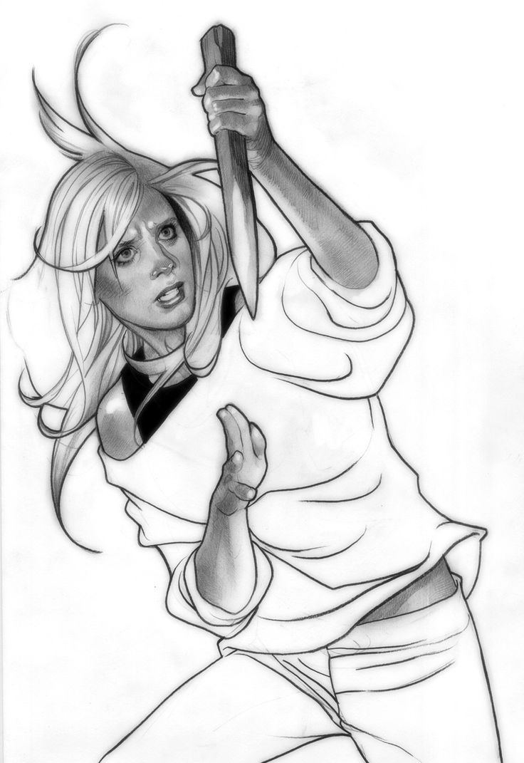 Free buffy the vampire slayer coloring pages for Buffy coloring pages
