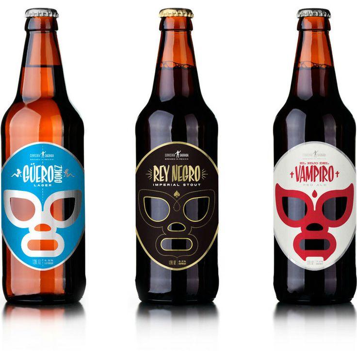 Beer Bottles by José Guízar