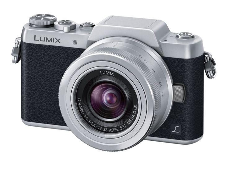 [画像] パナソニック、自撮りに強いミラーレス「LUMIX GF7」 - デジカメ Watch