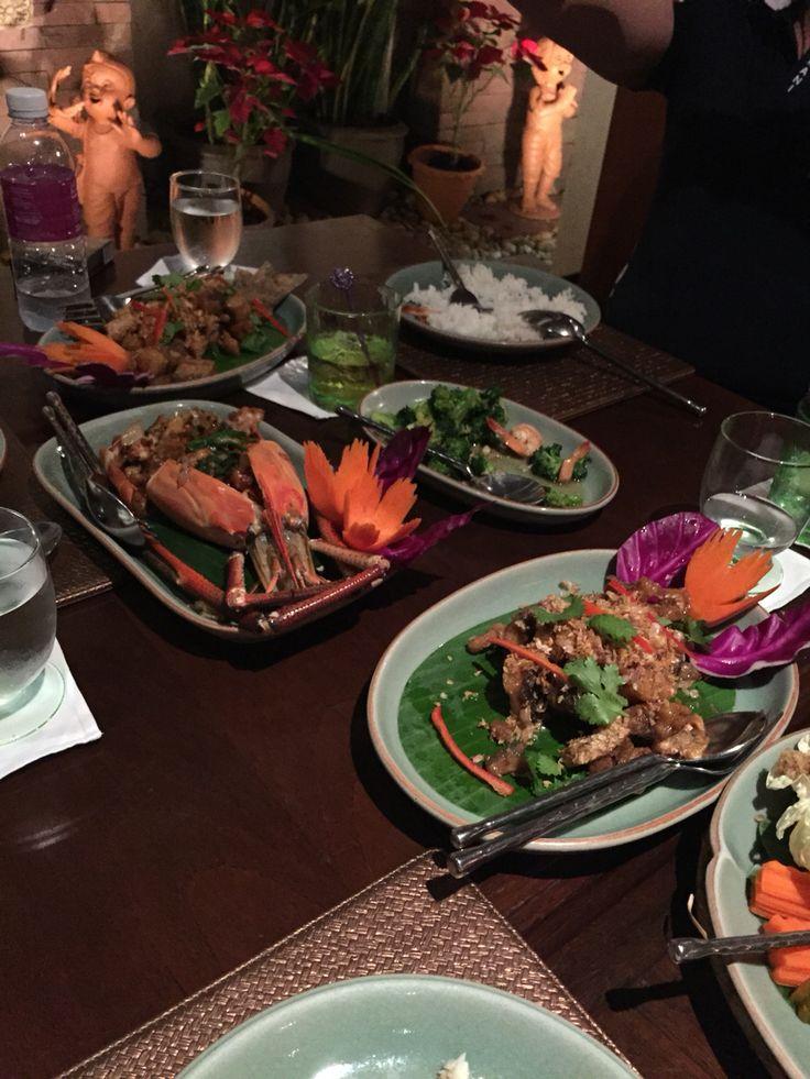 Thailand feast