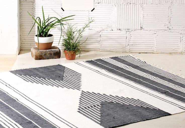 JOINERY - Artisan Woven Rug - SHOP 6x8 $288