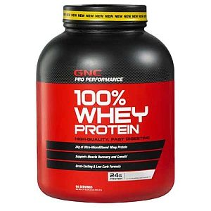 GNC Pro Performance® 100% Whey Protein – Vanilla Cream - GNC PRO PERFORMANCE - GNC