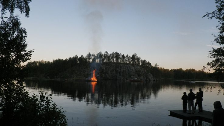 Midsummer varkaus/finland