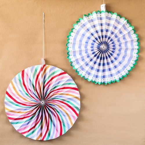 Toot Sweet Party Pinwheel Decorations by Beau-coup