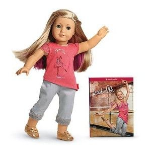 American Girl Isabelle and Paperback Book – American Girl of 2014