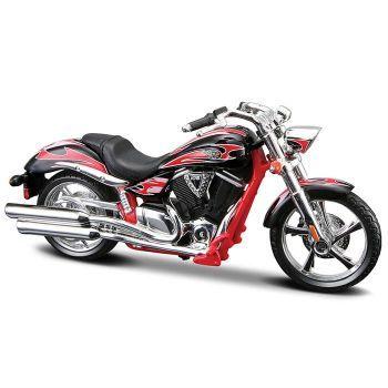 Maisto Victory Vegas Jackpot 1:18 Model Motorsiklet