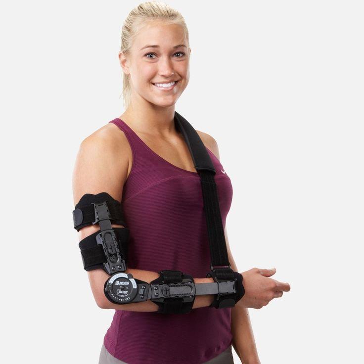 92 Best Elbow Brace Arm Sling Images On Pinterest Arm
