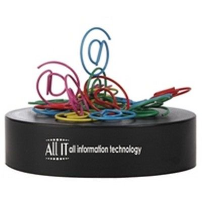 Shaped Paperclips w/Magnetic Base incl 1 Col Print Min 100 - Office & Desktop - Paperweights & Clips - GO-25661s - Best Value Promotional items including Promotional Merchandise, Printed T shirts, Promotional Mugs, Promotional Clothing and Corporate Gifts from PROMOSXCHAGE - Melbourne, Sydney, Brisbane - Call 1800 PROMOS (776 667)